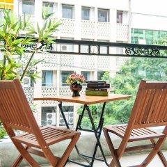 Saga Hotel балкон