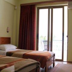 Отель Kaonia Саранда сейф в номере