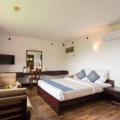Отель Dhulikhel Mountain Resort Непал, Дхуликхел - отзывы, цены и фото номеров - забронировать отель Dhulikhel Mountain Resort онлайн комната для гостей