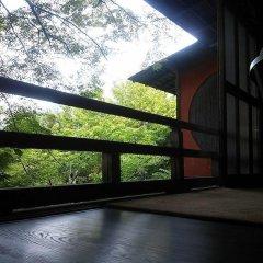 Отель Senzairou Йоро бассейн