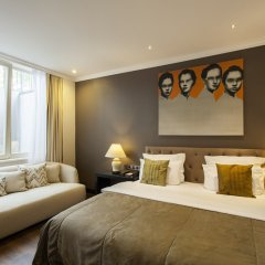 Quentin Boutique Hotel 4* Стандартный номер с различными типами кроватей фото 26