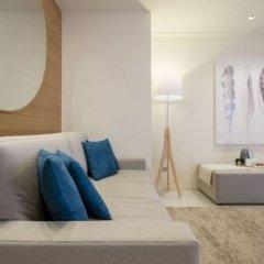 Отель Metropol Ceccarini Suite Риччоне комната для гостей фото 17