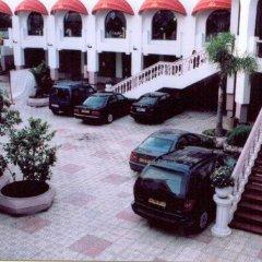 Отель Fredj Hotel and Spa Марокко, Танжер - отзывы, цены и фото номеров - забронировать отель Fredj Hotel and Spa онлайн парковка