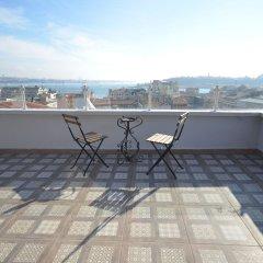 Unver Galata Apart Турция, Стамбул - отзывы, цены и фото номеров - забронировать отель Unver Galata Apart онлайн балкон