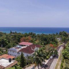 Отель Diamond Villas and Suites пляж фото 2