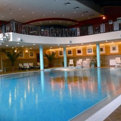 Maxi Park Hotel & Apartments София бассейн