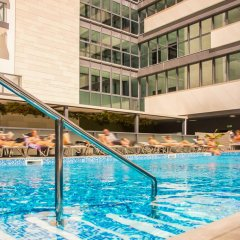 Hotel Da Rocha бассейн фото 2