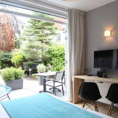 Отель Alp de Veenen Hotel Нидерланды, Амстелвен - отзывы, цены и фото номеров - забронировать отель Alp de Veenen Hotel онлайн комната для гостей фото 4