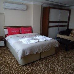 La Fontaine Guzelyali Hotel Турция, Армутлу - отзывы, цены и фото номеров - забронировать отель La Fontaine Guzelyali Hotel онлайн сейф в номере