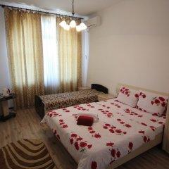 Мини-отель Папайя Парк комната для гостей фото 10