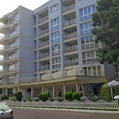 Отель Kalofer Hotel Болгария, Солнечный берег - 1 отзыв об отеле, цены и фото номеров - забронировать отель Kalofer Hotel онлайн парковка
