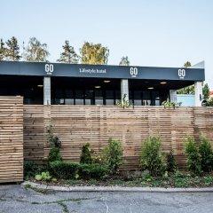 Отель GoRooms Финляндия, Вантаа - отзывы, цены и фото номеров - забронировать отель GoRooms онлайн парковка