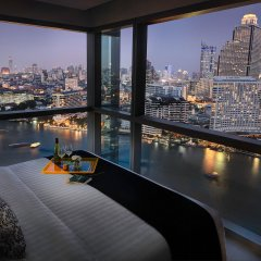 Отель Klapsons The River Residences Bangkok балкон