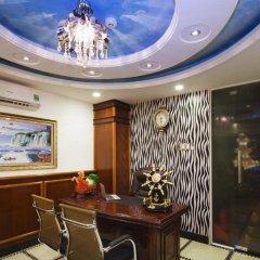 Отель Hoang Dung Hotel – Hong Vina Вьетнам, Хошимин - отзывы, цены и фото номеров - забронировать отель Hoang Dung Hotel – Hong Vina онлайн интерьер отеля фото 3