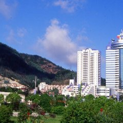 Отель Ming Wah International Convention Centre Шэньчжэнь