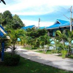 Отель Wangwaree Resort бассейн