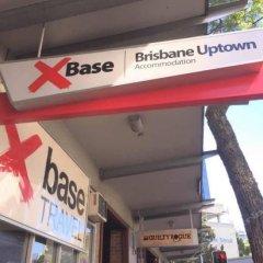 Отель Base Backpackers Brisbane Uptown - Hostel Австралия, Брисбен - отзывы, цены и фото номеров - забронировать отель Base Backpackers Brisbane Uptown - Hostel онлайн городской автобус