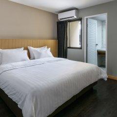 Travelier Hostel Бангкок комната для гостей фото 4