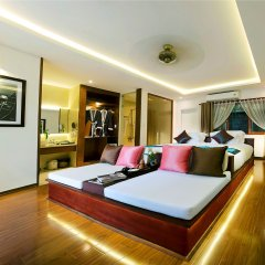 Azumi Villa Hotel комната для гостей фото 2