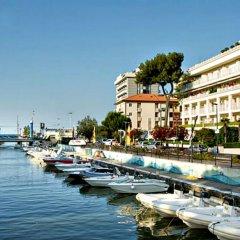 Отель Cannes Италия, Риччоне - отзывы, цены и фото номеров - забронировать отель Cannes онлайн приотельная территория