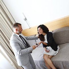 Отель Novotel Torino Corso Giulio Cesare Италия, Турин - 1 отзыв об отеле, цены и фото номеров - забронировать отель Novotel Torino Corso Giulio Cesare онлайн сауна