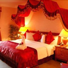 Отель Holiday International Sharjah ОАЭ, Шарджа - 5 отзывов об отеле, цены и фото номеров - забронировать отель Holiday International Sharjah онлайн комната для гостей фото 4