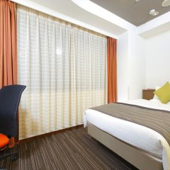 Hotel MyStays Utsunomiya Уцуномия комната для гостей