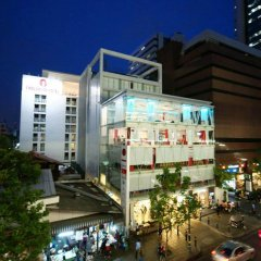 I Residence Hotel Silom парковка