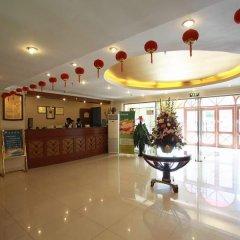 Отель GreenTree Inn BeiJing AnZhen Bird's Nest Business Hotel Китай, Пекин - отзывы, цены и фото номеров - забронировать отель GreenTree Inn BeiJing AnZhen Bird's Nest Business Hotel онлайн гостиничный бар