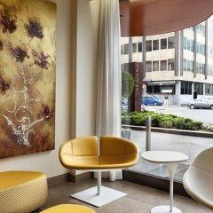 Отель UNA Hotel Tocq Италия, Милан - отзывы, цены и фото номеров - забронировать отель UNA Hotel Tocq онлайн балкон
