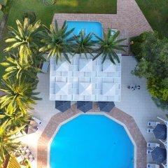 Possidi Holidays Resort & Suite Hotel бассейн фото 2