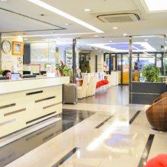 Отель Pratunam Pavilion Бангкок интерьер отеля