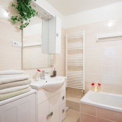 Апартаменты Jeruzalemska apartment ванная