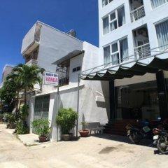 Vanda Hotel Nha Trang парковка
