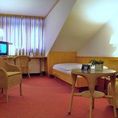 Отель Am Nockherberg Германия, Мюнхен - отзывы, цены и фото номеров - забронировать отель Am Nockherberg онлайн комната для гостей фото 3