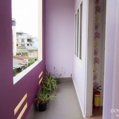 Dora Hostel Далат балкон