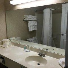 Отель Comfort Suites Hilliard Хиллиард ванная фото 2