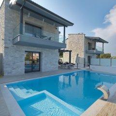 Отель White Pearl Luxury Villas Греция, Пефкохори - отзывы, цены и фото номеров - забронировать отель White Pearl Luxury Villas онлайн спортивное сооружение