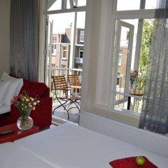 Alp Hotel Amsterdam Амстердам комната для гостей фото 2