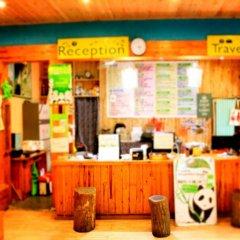 Hello Chengdu International Youth Hostel интерьер отеля