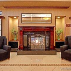 Отель Holiday Inn Express Stony Brook интерьер отеля