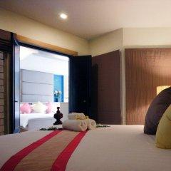 Отель Krabi Tipa Resort комната для гостей