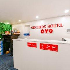 OYO 258 Orchids 3 Hotel Ханой интерьер отеля