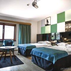 Отель Hotell Liseberg Heden сейф в номере