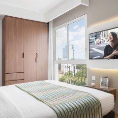 Отель Citadines Regency Saigon комната для гостей фото 2