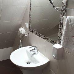 Отель Malinka ванная фото 4