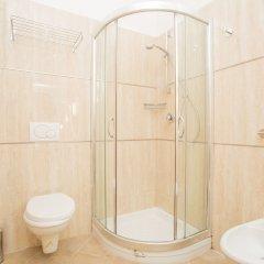 Hotel Butterfly Римини ванная