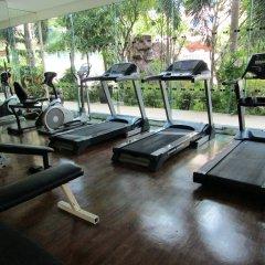 Nova Platinum Hotel фитнесс-зал фото 3