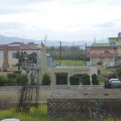 Отель ALKYONIDES Петалудес балкон
