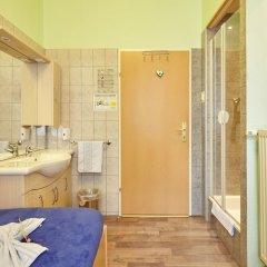 Отель Praterstern Австрия, Вена - 8 отзывов об отеле, цены и фото номеров - забронировать отель Praterstern онлайн ванная